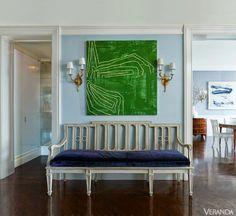 Mix and Chic: Home tour- A fresh and beautiful prewar Manhattan apartment!