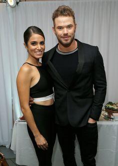 Nikki Reed and Kellan Lutz   Cute celebrity couples, Nikki ...