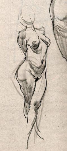 Paul Wee Artworks: life drawings #artsketches