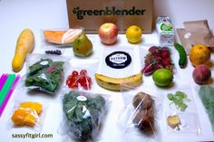 Green Blender Smoothie Subscription Service Received an awesome offer from the folks over at Green Blender to try their Smoothie subscription free for 1 week. The service provides pre-portioned fresh and organic smoothie ingredients delivered right...