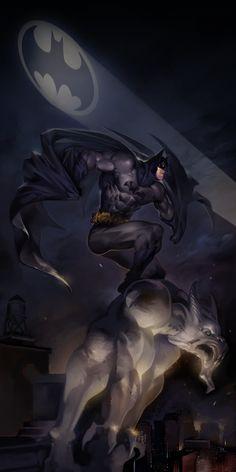 Batman by Kim Intae