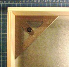 Tools for Miniature Makers - Make Your Own Gluing Board