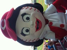 Cincinnati Reds - I want rosie themed stuff for me in his mancave lol like a chair