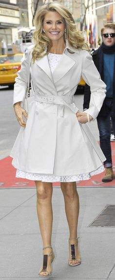 Style Over 50: Christie Brinkley