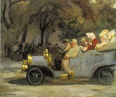 John French Sloan - Gray and Brass - (1907)