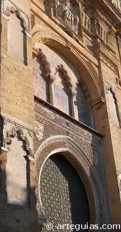 Mudéjar de Córdoba: Puerta del Perdón de la Mezquita