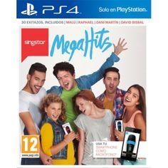 SingStar MegaHits PS4 Fecha lanzamiento:30-10-2014