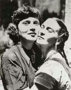 Frida y Olga