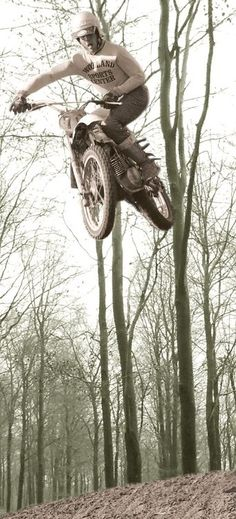 Big air, small suspension