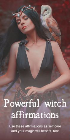 The Perfect Affirmations For Insecure Witches - Eclectic Witchcraft These witch affirmations are perfect for witches that are unsure about their magickal abilities or need to boost their confidence before a. Charmed Book Of Shadows, Witchcraft For Beginners, Affirmations For Women, Eclectic Witch, Witch Spell, Modern Witch, Powerful Women, Woman Quotes, Law Of Attraction