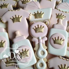(1) Dolce - Little Princess Baby Shower