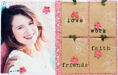 Helping you craft the story of your life. Digital Story, Ali Edwards, Faith In Love, Diy Crafts, Creative, Blog, Life, Layouts, Pockets