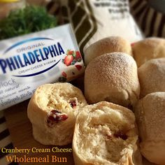 Cranberry cream cheese bun is one of the popular bakery items here. I have to admit that it is quite addicting for bun that used good am...