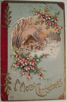 .....~~I've separated my Vintage Card Board into 2 - the other being more mid-century. PRT