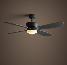 """Axis Ceiling Fan 60"""" - Oil-Rubbed Bronze http://www.restorationhardware.com/catalog/product/product.jsp?productId=prod2880111&categoryId=cat3860005"""