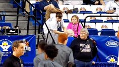 """This Kid Dancing To Pharrell's """"Happy"""" At A Basketball Game Will Give You Life"""