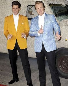 BROTHERTEDD.COM Jim Carrey, Dumb And Dumber, Blazer, Jackets, Men, Fashion, Down Jackets, Moda, Blazers