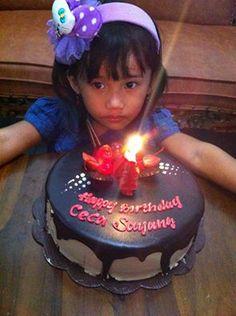 Selamat ulang tahun keyzha