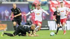 RB Leipzig schlägt VfB Stuttgart 1:0, Marcel Sabitzer trifft als Joker - Bundesliga Saison 2017/18 - Bild.de