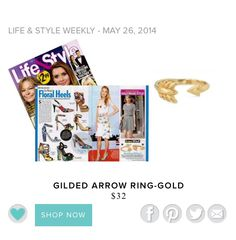 Celeb style watch! http://www.stelladot.com/sites/TwoDots/?s=TwoDots
