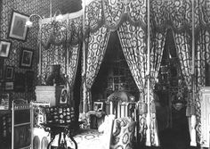 Nicholas and Alix bedroom - Alexander Palace.
