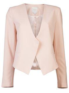 MICHELLE MASON - Cropped blazer 6