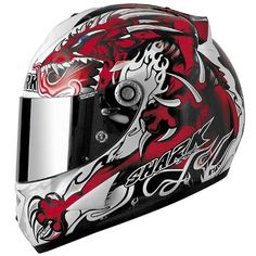 Shark RSR2 Duhamel replica helmet! I want one!!!