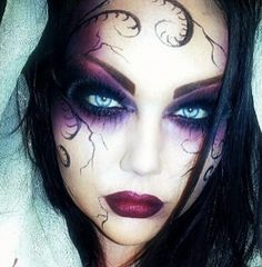 Beautiful Halloween Makeup Ideas