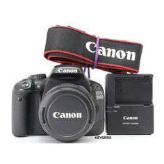 The #Canon 550D Body can #capture your story in stunning detail, with the creative freedom to capture the decisive shot, see all the detail of your holiday #sunset or follow action in the local football match Canon Battery, Used Cameras, Camera Equipment, Football Match, Canon Ef, Charger, Freedom, Action, Sunset