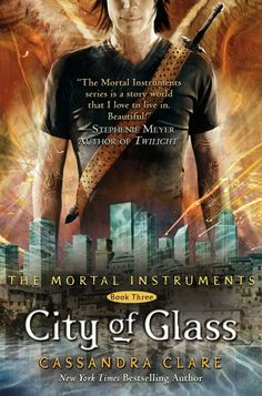'City of Glass' by Cassandra Clare    What everyone thought was the conclusion to the brilliant series. A fantastic end to the first segment of The Mortal Instruments. Everything comes to its crescendo.