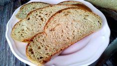 Diabetic Recipes, Diet Recipes, Dessert Recipes, Healthy Recipes, Healthy Food, Stevia, Banana Bread, Cukor, Breads