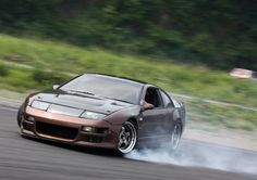NISSAN 300ZX (Z32) TWIN TURBO Drifting