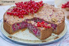 Bezlepkový recept - Nemecký ríbezľový koláč - KAMzaKRÁSOU.sk
