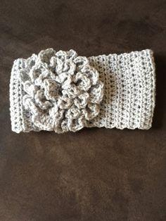 headband with flower