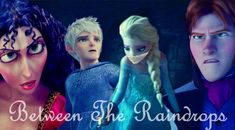 ❅ Jack & Elsa - Between The Raindrops [AU: Slavery] most touching jelsa video I've ever seen it brought tears to my eyes and the song is now my favorite Must WATCH !