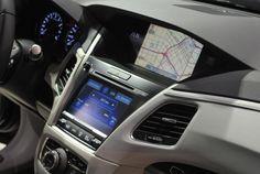 Продвинутая 2014 Acura RLX
