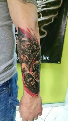 Tattoo stage 1