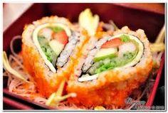 Love sushi roll