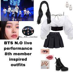 Ulzzang Fashion, Kpop Fashion Outfits, Stage Outfits, Korean Outfits, Girly Outfits, Dance Outfits, Korean Fashion, Cute Outfits, Neon Green Outfits