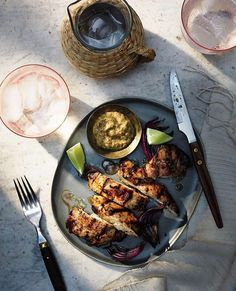 Who says chicken has to be boring? Marinate this jerk chicken the night before and it'll be on the grill and on your table in 20 minuteslink in bio for the recipe   via WOMEN'S HEALTH MAGAZINE OFFICIAL INSTAGRAM - Celebrity  Fashion  Health  Advertising  Culture  Beauty  Editorial Photography  Magazine Covers  Supermodels  Runway Models