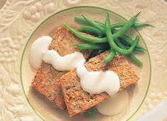 Best Ever Salmon Loaf