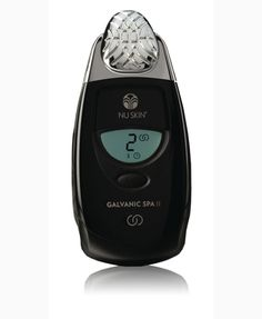 Nuskin Galvanic Spa...if you don't have one...Get one!