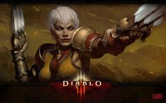 Brom Art: Monk | Diablo 3 and Diablo Forums - Diabloii.Net
