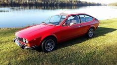 Alfa Gtv, Alfa Romeo Gtv, Alpha Dog, Behind The Scenes, Classic Cars, Wheels, Photos, Automobile, Pictures