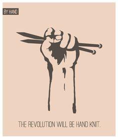 Knitt revolution