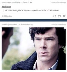 Tumblr, humour, funny, lol, haha, chat post, text post, sherlock