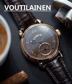 Les 38 meilleures images de Voutilainen | Montre, Horlogerie