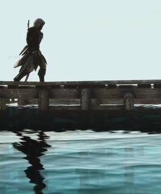 All credit goes to Nyiro via Tumblr. Edward Kenway: Assassin's Creed 4 Black Flag