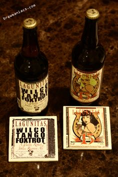 Make your own beer coasters from your favorite beer bottle labels. Read how to do this crafty little project it's easy!