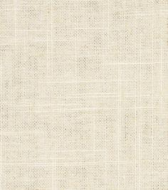 Upholstery Fabric-Robert Allen Linen Slub-IvoryUpholstery Fabric-Robert Allen Linen Slub-Ivory,